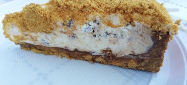 Ricetta Torta Senza Cottura Biscotto Nutella E Crema Al Mascarpone
