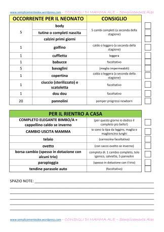 VALIGIA PER IL PARTO - OCCORRENTE NEONATO E RIENTRO A CASA_01