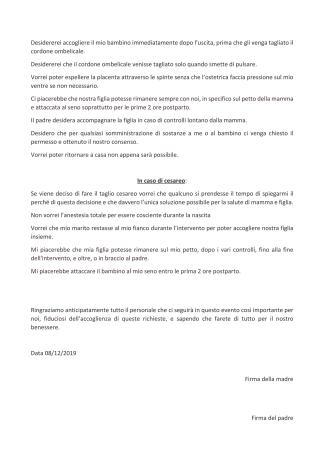 Piano del Parto di Alessandra_02